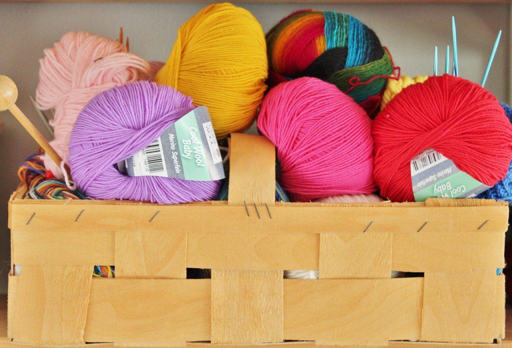 tricoter laine