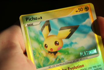 Plus que de simples cartes : un jeu d'adresse, un jeu de Pokémons