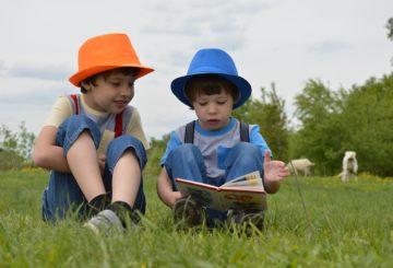 Transmettre le goût de la lecture à l'enfant