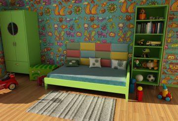 Apprendre à son enfant à ranger sa chambre selon son âge