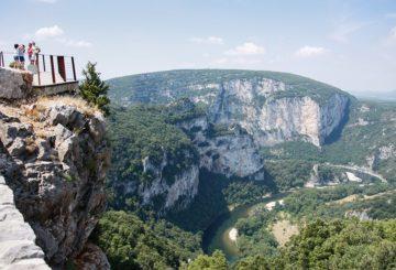 Que faire en Ardèche sur un week-end ?