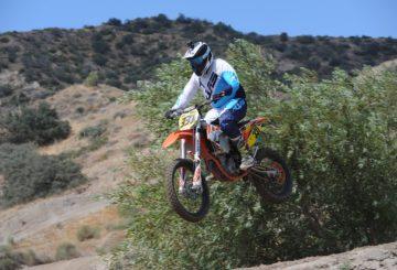 Initier l'enfant à la pratique du moto-cross