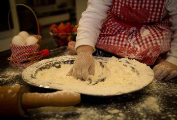 Les compétences culinaires en fonction de l'âge de l'enfant